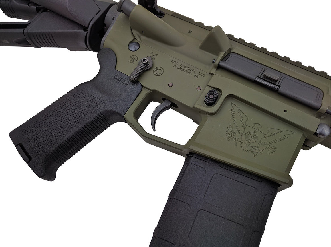 EDC Tactical THE GENERAL AR-15 Rifle Passenger Side
