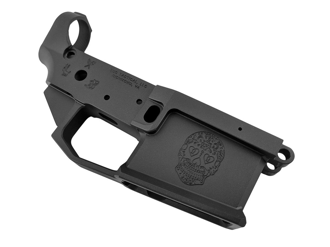 Tijuana Especial AR-15 Lower Receiver - Billet