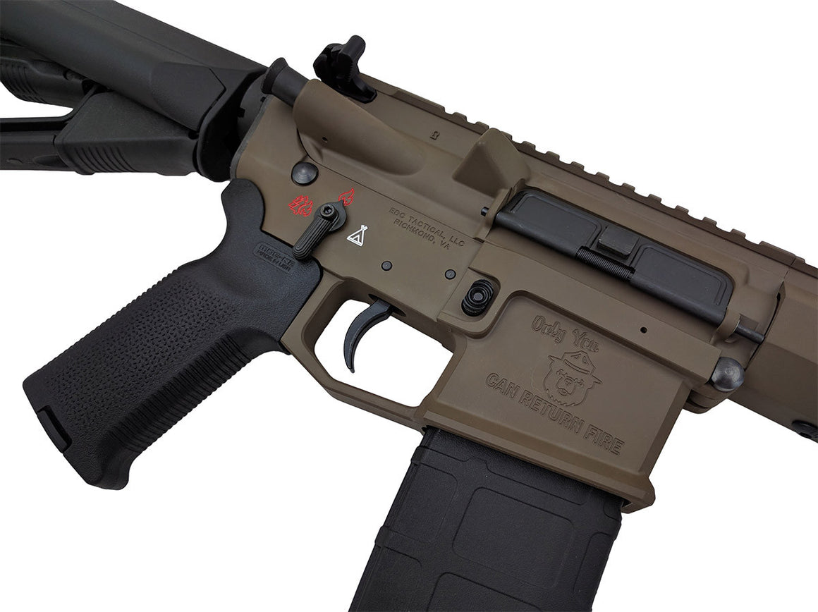 EDC Tactical WILDFIRE AR-15 Rifle Passenger Side