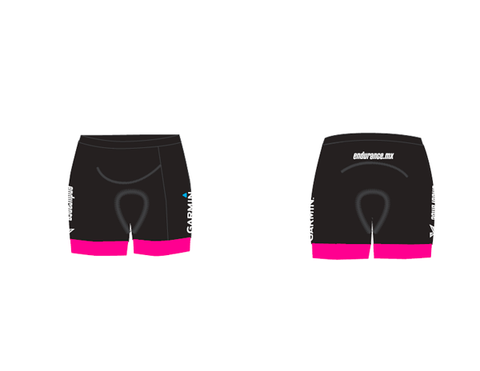 TRI SHORT WOMAN CUSTOM ENDURANCE