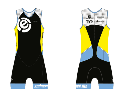 TRISUIT MEN SLEEVELESS CUSTOM ENDURANCE