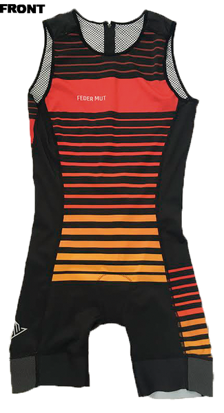 TRISUIT SUNSET SLEEVELESS