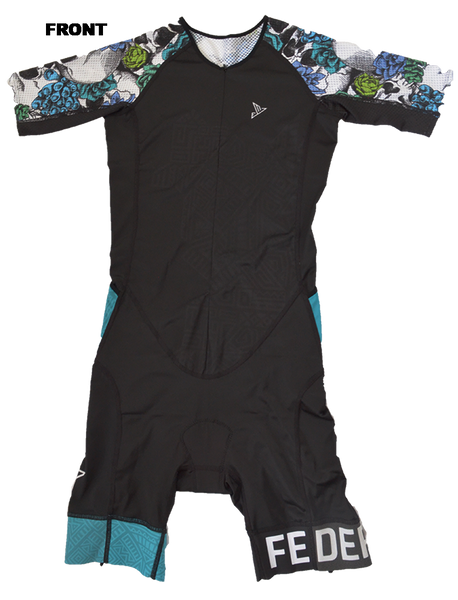 TRISUIT SKULL WITH SLEEVE