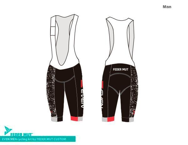 BIB CYCLING KIT