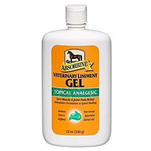 Liniment en gel Absorbine