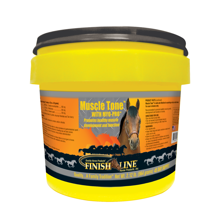 Muscle Tone Finish Line