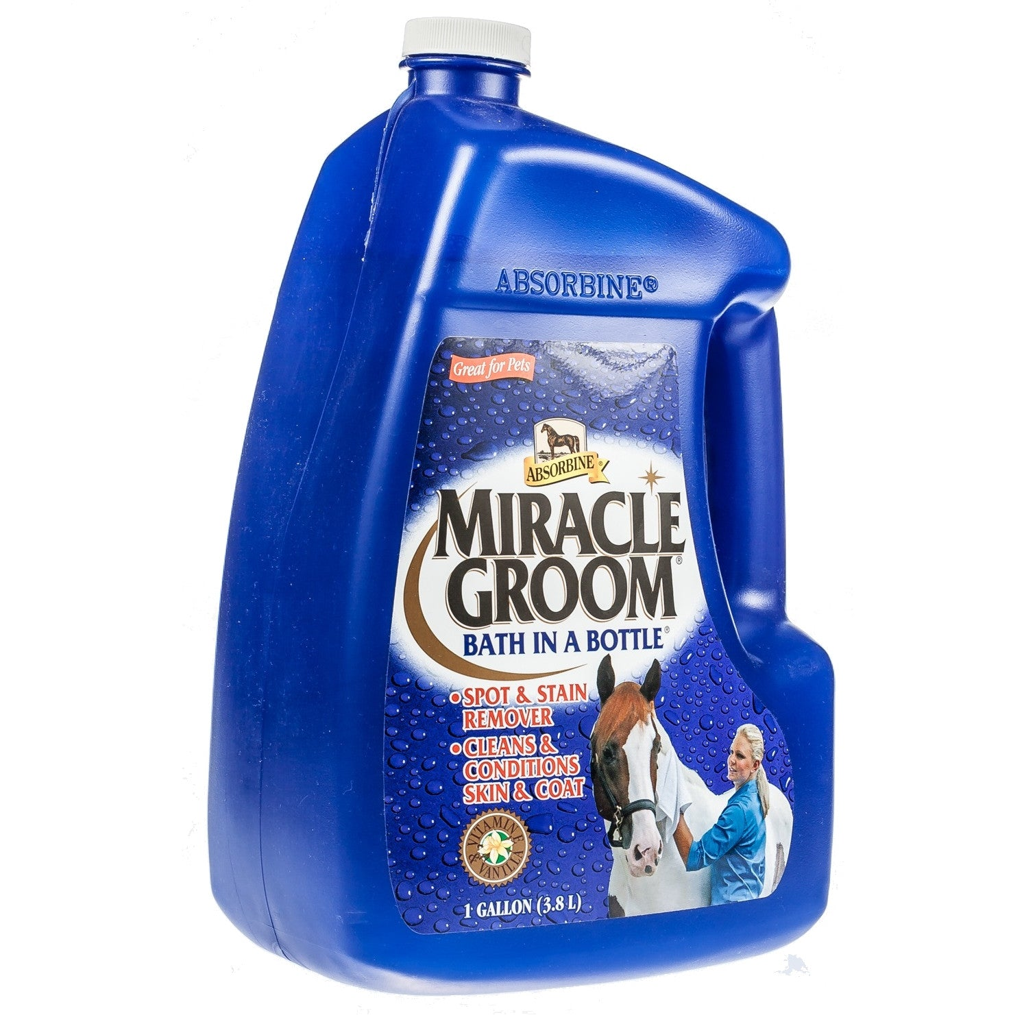 Shampoing Miracle Groom 3.8L