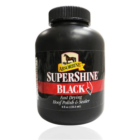 Absorbine Supershine noir 240 ml