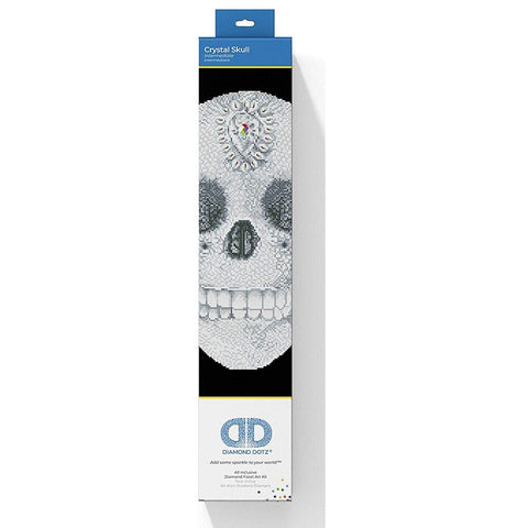 Ensemble Diamond Dotz Crystal Skull