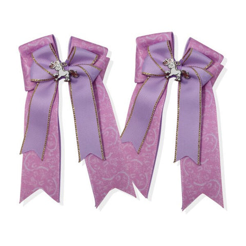 Boucles Belle & Bow