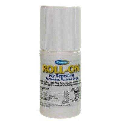 Roll-on anti-mouches et insecticide
