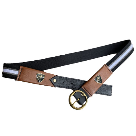 Ceinture Black Knight Pinto Chestnut