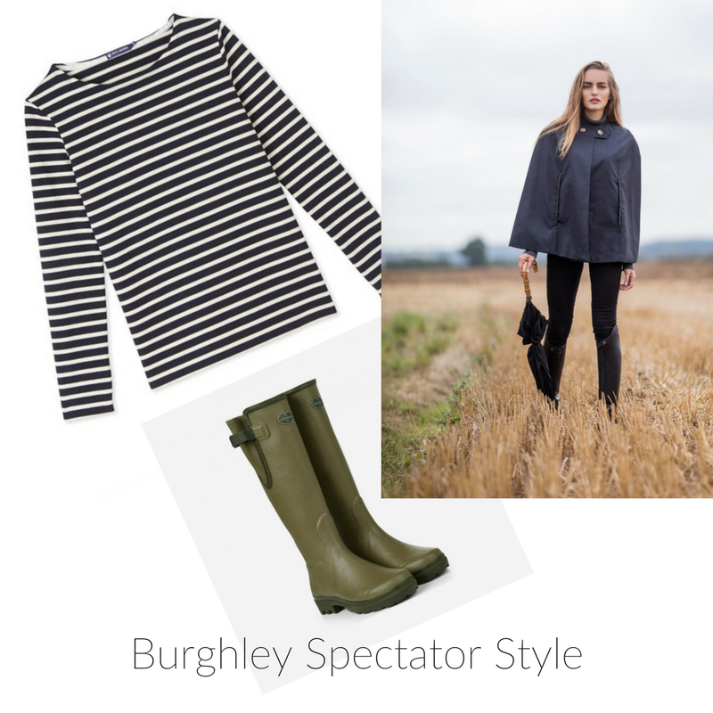 Burghley Horse Trials - Spectator Style