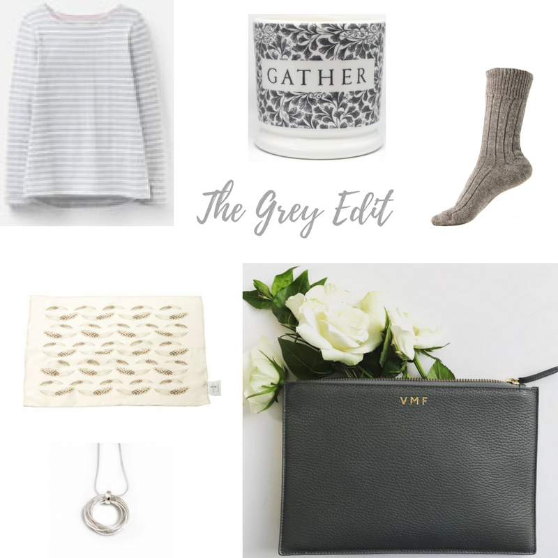 The Grey Edit