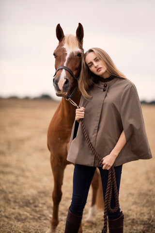 luxury british capes ladies cape coat country clothing brand evemy and evemy
