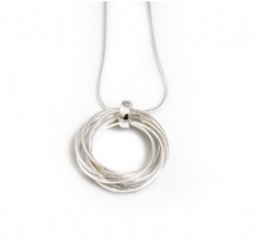 hiho silver russian rings necklace evemy and evemy