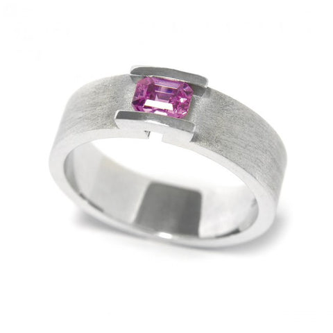 Andrew-Geoghegan-0.45ct-Pink-Sapphire-18ct-White-Gold-Diamond-Ring