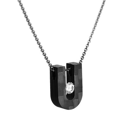 Anne Cohen C6 Venus Diamond Necklace
