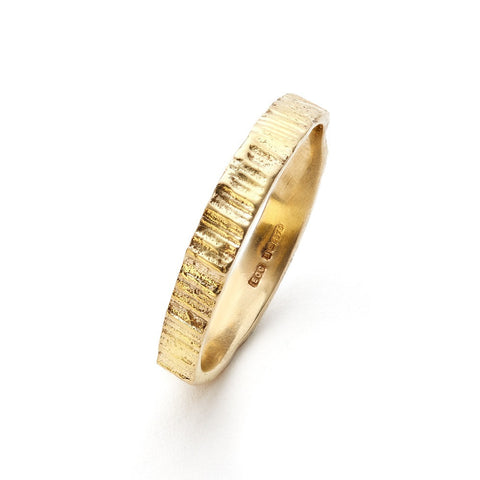 Eily O Connell 'Barking mad about you' 9ct Yellow Gold Ring