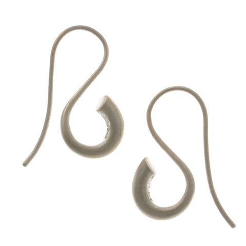 Erik Urbschat Arcus Sterling Silver Earrings