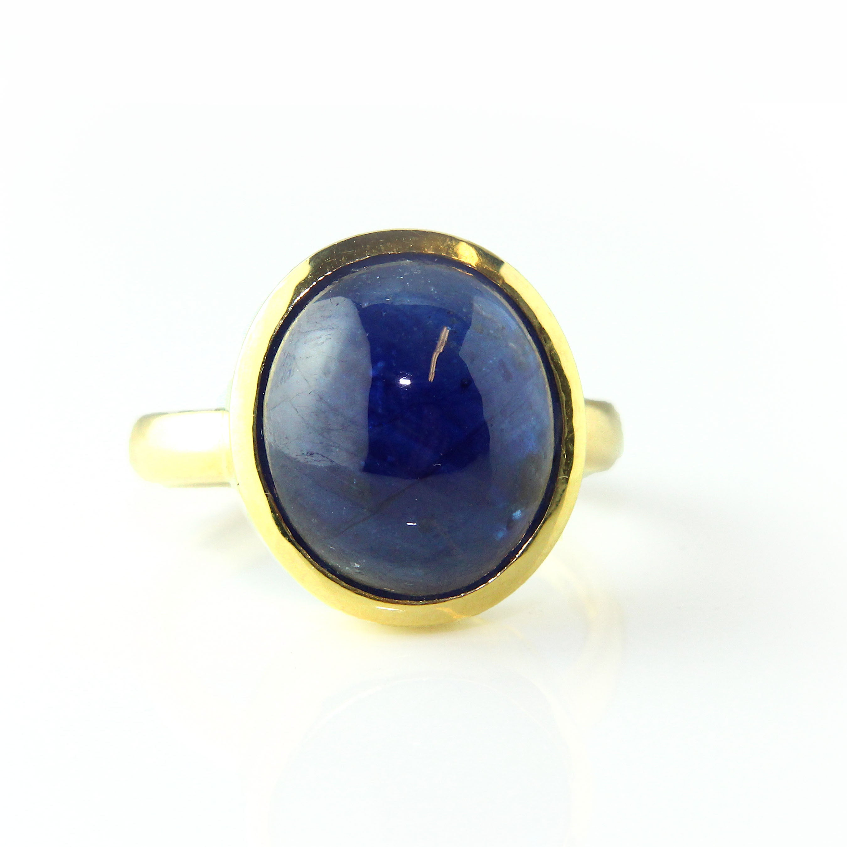 white river jewellers diamonds by oval ring gold blue cabochon product halo with sapphire img and