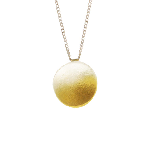 Kokkino Isis Yellow Gold Plated Silver Necklace