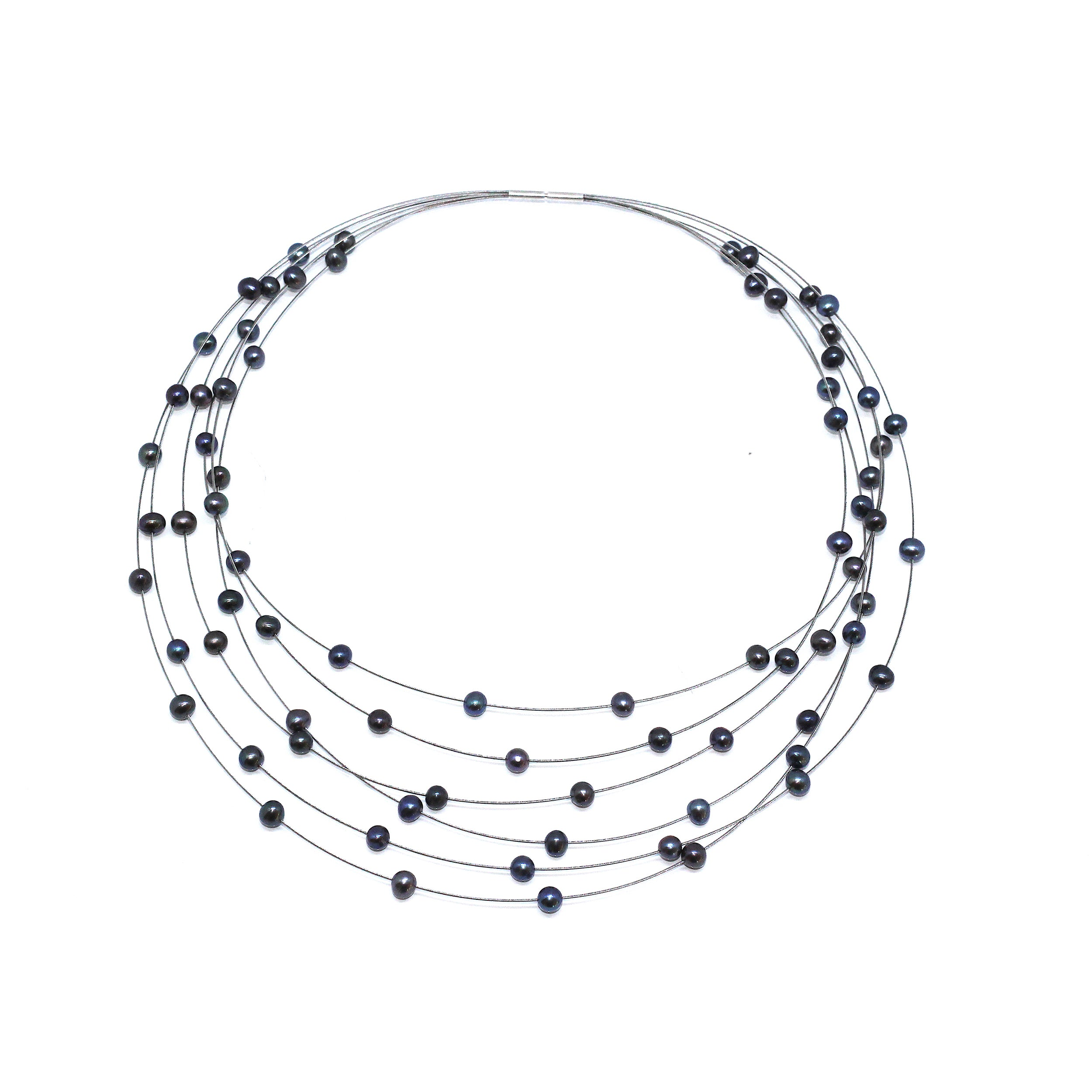 necklace lines in to sets black pure buy cultured freshwater pearl pearls online plain beautiful