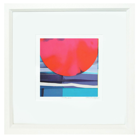 Patricia Murphy 'Sun Over Sea' Limited Edition Screenprint