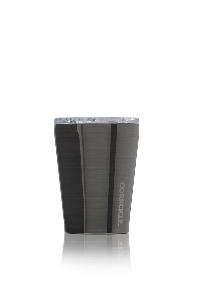 12 oz. Corkcicle Tumbler Insulated Gunmetal