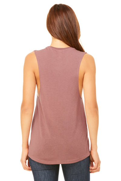 "Bella + Canvas ""LIP BOSS"" Flowy Muscle Tank"