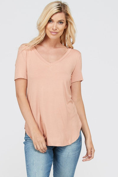 The Essential V-Neck Top