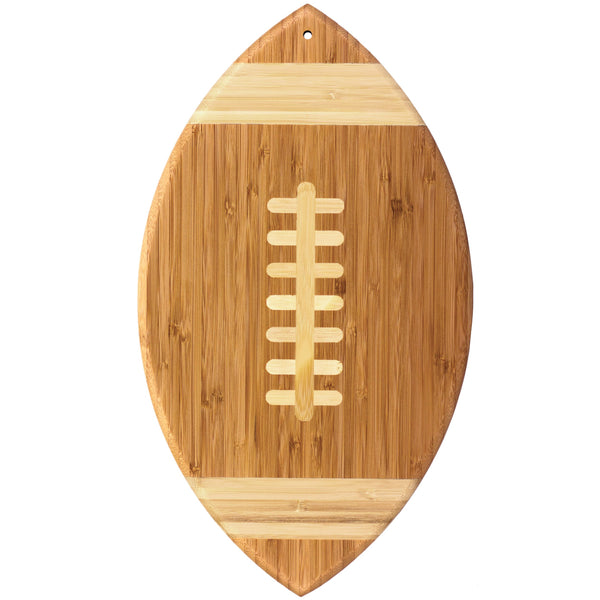 Football Cutting and Serving Board
