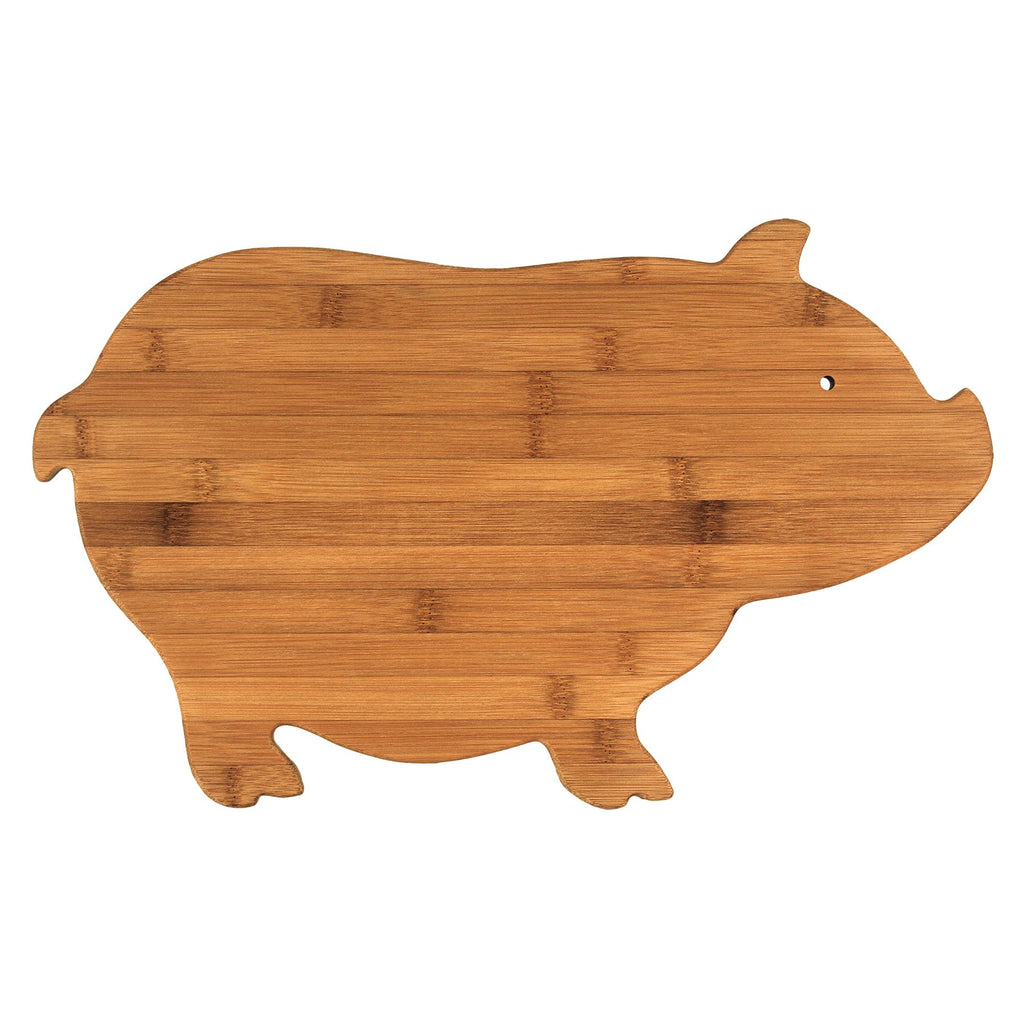 Pig Cutting and Serving Board