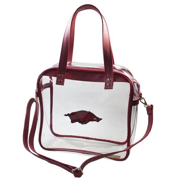 University of Arkansas Carryall Tote