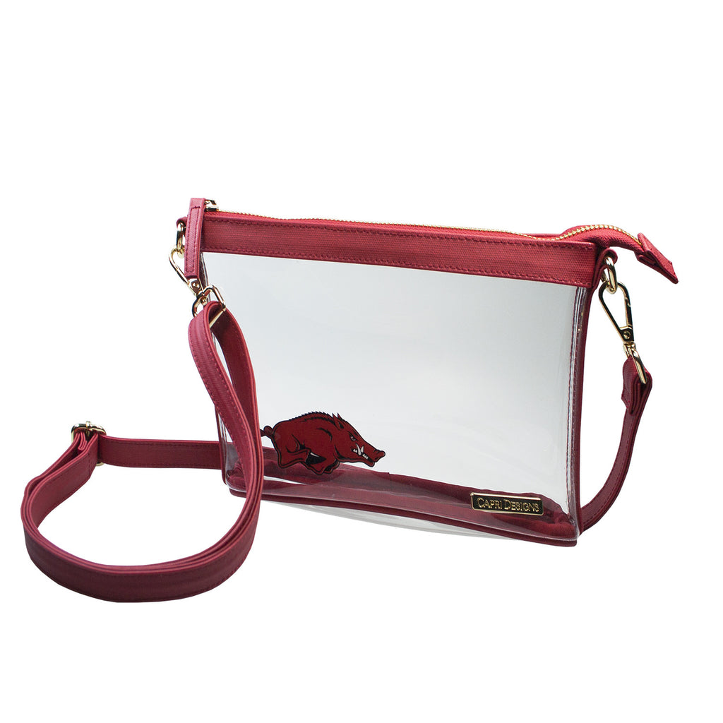 University of Arkansas Small Crossbody