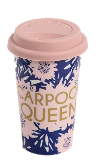 Carpool Queen Mug