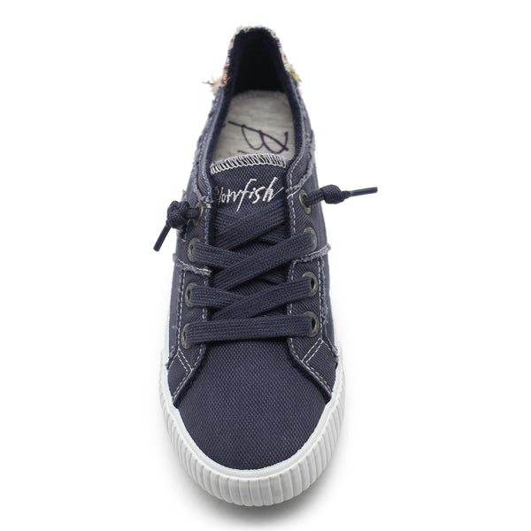 Blowfish Fruit Frayed Canvas Sneakers