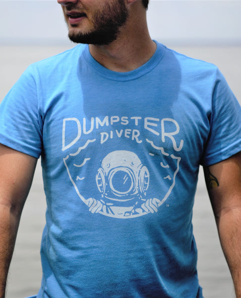 Dumpster Diver Recycled Tee