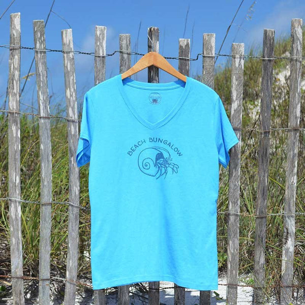 Women's Beach Bungalow Recycled Shirt