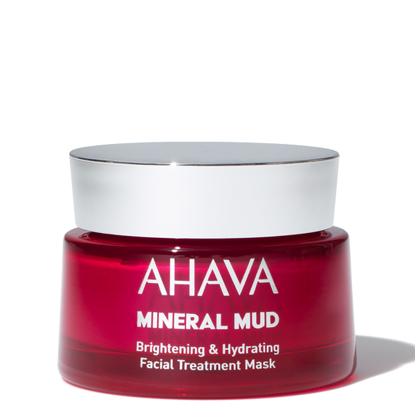 AHAVA Brightening & Hydrating Facial Treatment Mask