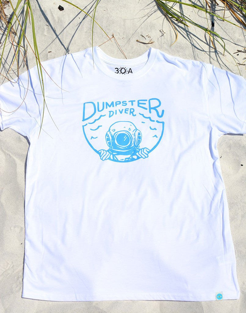Dumpster Diver Recycled Shirt