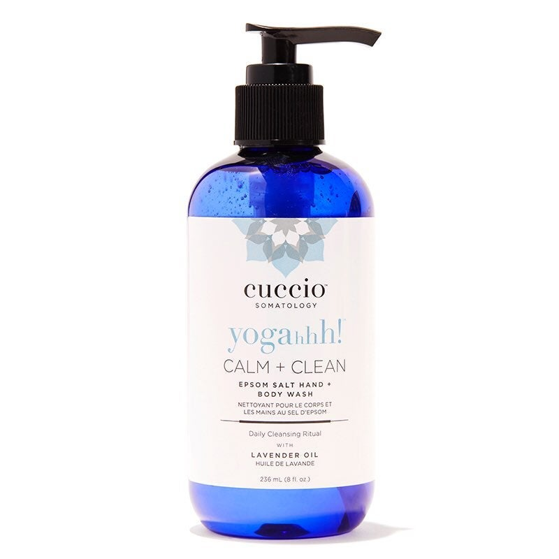 Cuccio Yogahhh! Calm + Clean Body Wash