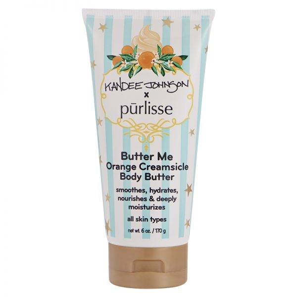Kandee Johnson x Purlisse Butter Me Orange Creamsicle Body Butter