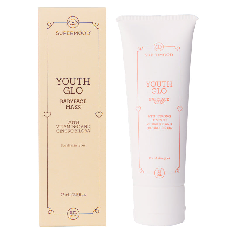 Supermood Youth Glo Babyface Mask