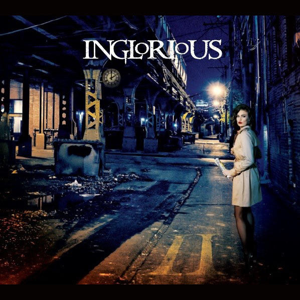 INGLORIOUS II - DELUXE CD/DVD (Signed)