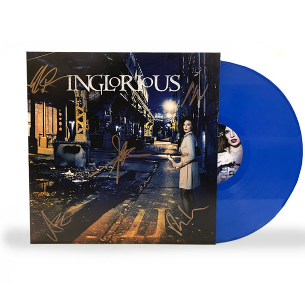 Inglorious II - Signed Ltd Edition Blue Vinyl