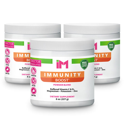 IM Immunity Boost - 3 Bottles