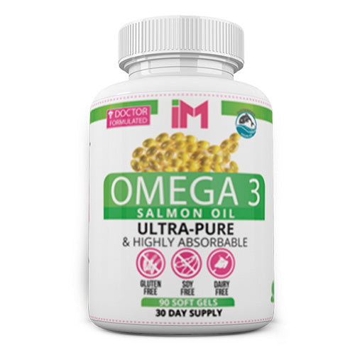 IM Omega 3 - Salmon Oil