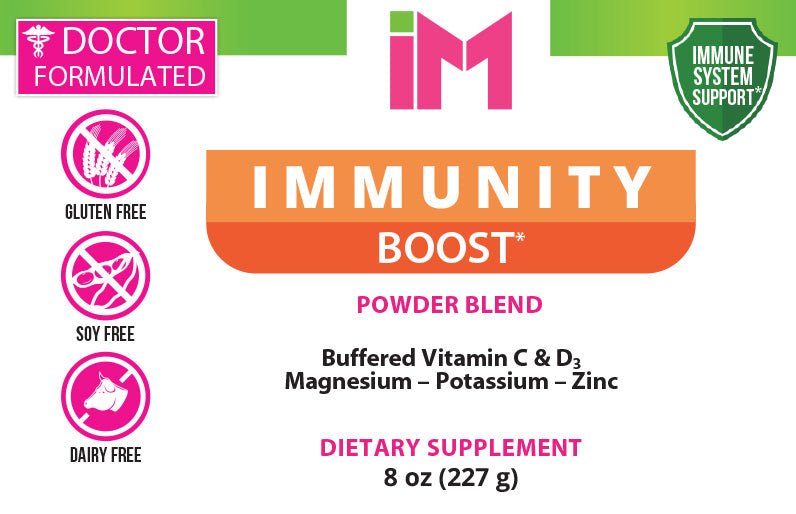 IM Immunity Boost - 4 Bottles