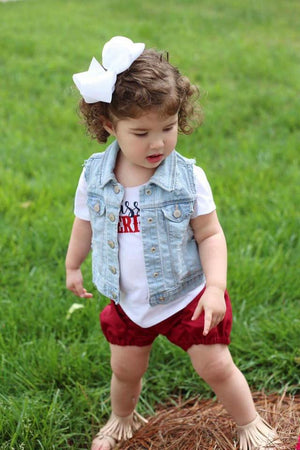 Ruchie Toddler Bloomers
